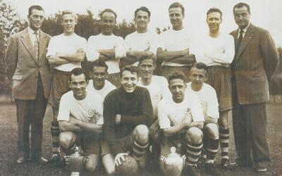 AGF Mesterholdet fra 1955