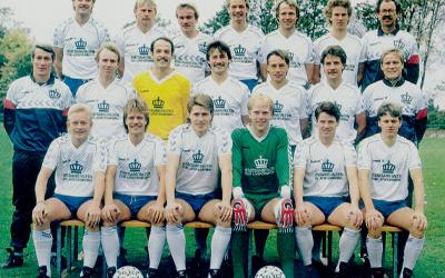 AGF dansk mester i fodbold 1986