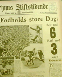Avisudklip Jylland vs København