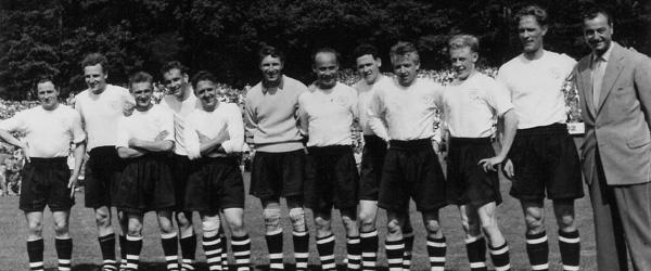 AGF Mesterholdet fra 1956